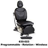 Midmark 630 HUMANFORM Power Procedure Table, Programmable, Wireless with Rotation. MFID: 630-023