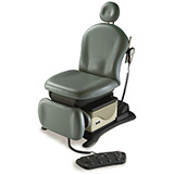 MIDMARK 641 Power Procedure Chair, Non-Programmable with Rotation. MFID: 641-004