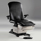 MIDMARK 646 Basic Power Podiatry Chair, Non-Programmable, Receptacles. MFID: 646-001