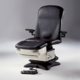 MIDMARK 647 Power Podiatry Procedures Chair, Non-Programmable, Rotation, No Receptacle. MFID: 647-003