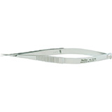 "MILTEX Micro Iris Scissors, 4"" (10.2 cm), straight, sharp points. MFID: 18-1618"