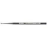 "MILTEX HEATH Chalazion Curette 4-1/4"" (107mm), size 0, one sharp & one blunt edge, 0.6mm diameter. MFID: 18-530"