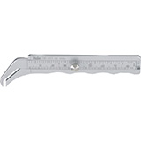 "MILTEX THORPE Caliper, 4-1/2"" (11.4 cm), graduated in inches & mm, permits measurements in deep areas. MFID: 18-657"