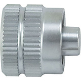 MILTEX Protecting Cap Luer Lock, replacement cap. MFID: 20-1095