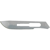 MILTEX Stainless Steel Sterile Surgical Blade no. 21, 100/box. MFID: 4-321