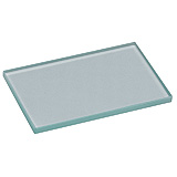 "MILTEX Dental Mixing Slabs, Clear Glass, (4"" x 2.5"" x .25""). MFID: 558-25871"