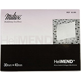 INTEGRA HeliMend Absorbable Collagen Membrane for Dental Surgery, 30mm x 40mm. MFID: 62-205