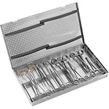 MILTEX Veterinary CANINE Spay Instrument Kit. MFID: 6810
