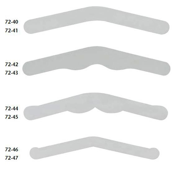 MILTEX Dental TOFFLEMIRE Matrix Bands - 002/3  MFID: 72-45