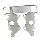 MILTEX Dental Dam Clamp, Lower Molars, Style 26. MFID: 76D-26