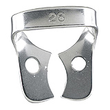 MILTEX Dental Dam Clamp, Lower Molars, Style 28. MFID: 76D-28