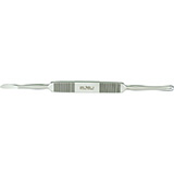 "MILTEX OHL Periosteal Elevator double ended, sharp rounded & pointed, 6 mm wide, Length= 7"" (17.8 cm). MFID: DELOHL"