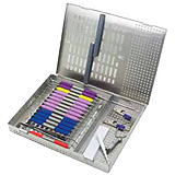 MILTEX Root Planing Dental Instrument Setup. MFID: IS112