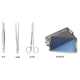 MILTEX Suture Removal Instrument Setup. MFID: IS130