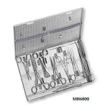 MILTEX Meisterhand Veterniary General Surgery Kit. MFID: MH6800