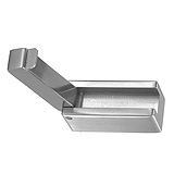 "PADGETT Cottle Cartilage Crusher, Serrated Bed, Length= 2-3/4"" (70 mm), Width= 15 mm. MFID: PM-667"