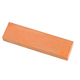 MILTEX Sharpening Stone for Surgical Instruments, India No. 1 Flat, Fine Grit. MFID: STN-IND-FLT-1