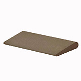 MILTEX Sharpening Stone for Surgical Instruments, India No. 6 Wedge, Medium Grit. MFID: STN-IND-WDG-6