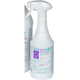 METREX EnviroCide Hospital Surface & Instrument Disinfectant/Cleaner, 24 oz Bottle & Sprayer. MFID: 13-3324