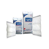 "Pro Advantage Fenestrated Sterile Towel Drape, 3"", 18""x26"", Folded To 4½""x6½"", Latex Free. MFID: N207105"