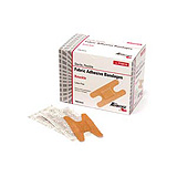 "Pro Advantage Fabric Adhesive Bandage, Knuckle Bands, 1½"" x 3"". MFID: P150110"