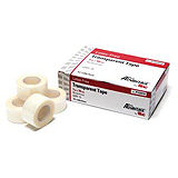 "Pro Advantage Transparent Surgical Tape, 1"" x 10 yds. MFID: P152010"