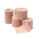 "Pro Advantage Cohesive Bandage, Tan, 4"" x 5 yds. MFID: P154040"