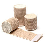 "Pro Advantage Elastic Bandage, Knit, Self Closure, 4"" x 5 yds. MFID: P156004"