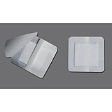 "Pro Advantage Bordered Island Gauze Dressing, 4"" x 4"", 2"" x 2"" Pad. MFID: P157204"