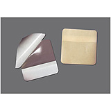 "Pro Advantage Hydrocolloid Dressings, Thin, 4"" x 4¼"". MFID: P157604"