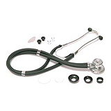 "Pro Advantage Stethoscope, 22"", Black. MFID: P542202"