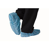 Pro Advantage Shoe Cover, Non-Skid, Non-Conductive, Blue. MFID: P702015