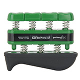 GripMaster REHAB Hand/Finger Exerciser- Green (5 lbs / 2.3 kgs) Medium. MFID: GMR-GR