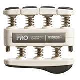 ProHands PRO Hand/Finger Exerciser- Gray (11 lbs) X-Heavy. MFID: PRO-GR