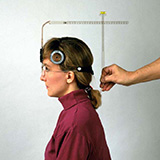 CROM DELUXE- Cervical Range of Motion Instrument. MFID: CROMD