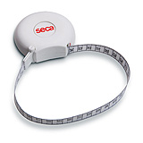 SECA 201 Girth Measuring Tape with Automatic Retraction- Inches. MFID: 2011817009