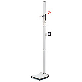 SECA 284 Wireless measuring station for height and weight (660 lbs). MFID: 2841300109