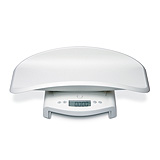 SECA 354 Electronic Baby Scale with Removable Tray (44 lbs/20 kgs). MFID: 3541317004