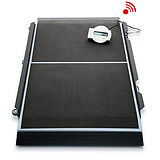 SECA 656 Electronic Large Platform Scale for Gurneys or Stretchers (800 lbs). MFID: 6561321103