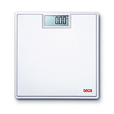 SECA 803 Digital Floor Scale for Individual Patient Use - White. MFID: 8031320009