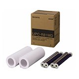 SONY Letter Size Color Print Pack. MFID: UPC-R81MD
