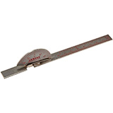 "Jamar Stainless Steel Finger Goniometer, 0-150 degree, 6"". MFID: 7507"