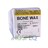 SURGICAL SPECIALTIES Yellow Bone Wax, 2.5g. MFID: 901