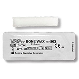 SURGICAL SPECIALTIES White Bone Wax, 2.5g. MFID: 903