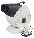 OPTEC Vision Tester / Vision Screener with Remote Control & Peripheral Test. MFID: 5500P
