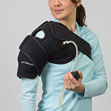 ThermoActive Cold/Hot Compression Shoulder Support- Right. MFID: 6447-RT