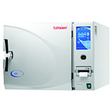 "Tuttnauer Automatic Autoclave, 15"" Diameter x 30"" Depth Chamber, 22 Gallons with Printer. MFID: 3870EAP"