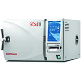 "Tuttnauer Automatic Autoclave, 10"" Diameter x 19"" Depth Chamber, 6 Gallons, 120V (with Printer). MFID: EZ10P"