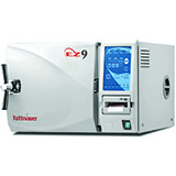 "Tuttnauer Automatic Autoclave, 9"" Diameter x 18.5"" Depth Chamber, 5 Gallons (with Printer). MFID: EZ9P"