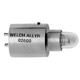 Welch Allyn 6v Replacement Lamp, for 49003 Headlight. MFID: 02600-U